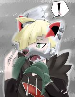 Gladion's Silvally TF by FezMangaka