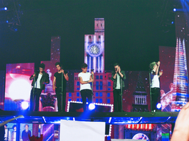 One Direction in Amsterdam 03.04.2013 by wherestherain