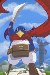Prinny can be the hero by SInnY-Halo