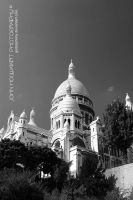 Basilique Du Sacre Coeur by guitarjohnny