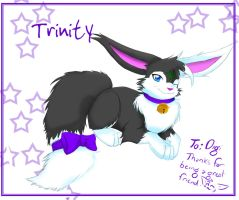 Trinity for Digi by TheHeroine