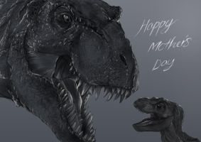 Happy Mothers Day by Shaatish