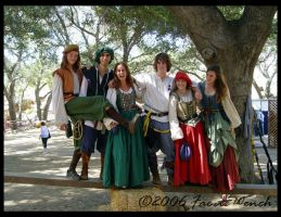 Court of Merriment Pt 1 by FaerieWench