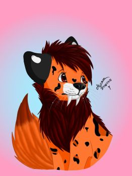 me in furry by RadianArtsX3