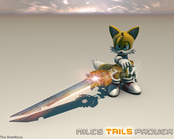 Tails (the NewMoon) BIO by mixlou