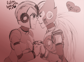 ::ZeroX:: Fall In Love With Me by Sanakudou