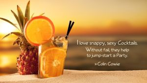 Colin Cowie Quote by RSeer