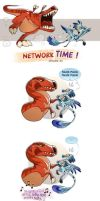 Network time - Episode #01 by Dragibuz