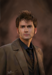10th Doctor by Rousetta