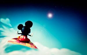 mickey mouse wallpaper 2 by kamysweet
