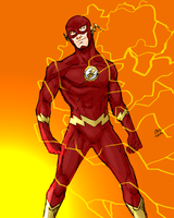 The Flash by spriteman1000