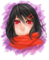 Ayano-Kagepro by Z0Chan