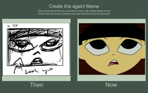 Young Jack Storyboard to Final Comparison Meme by timbox129