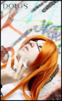Badou - Smoking again by Gekroent