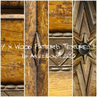 Wood Patterns Texture Pack 1 by AngelEowyn