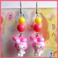 My Melody Earrings by cherryboop