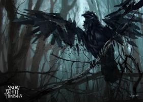 Snw Crow Cpt 004 by Yaroslav
