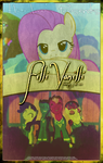 MLP : Filli Vanilli - Movie Poster by pims1978