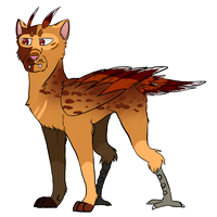 ARPG Species Concept by AgenderedKing