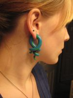 Spiral Gauges Two by captnapplesauce
