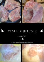 meat texture pack by parker-stock