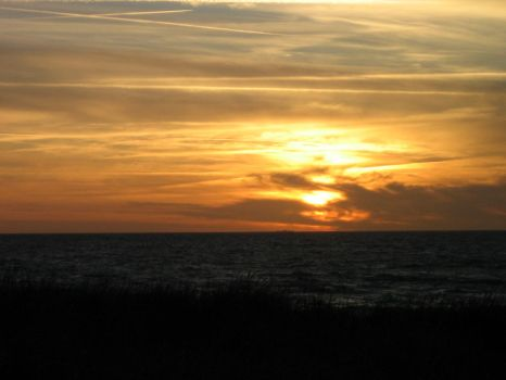 Baltic Sea by oggy2010