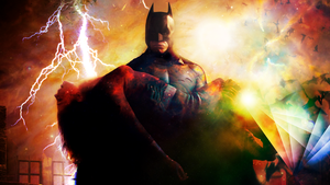 Batman Wallpaper Work by GoRLi-frmexe
