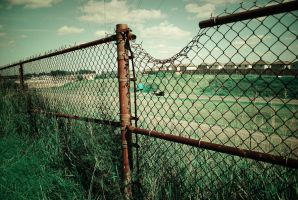The Fence by chirilas