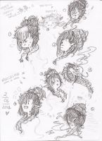 Marceline Sketches BBY!! by rosherudesu