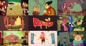 Dateless - Animated Short by TR-B