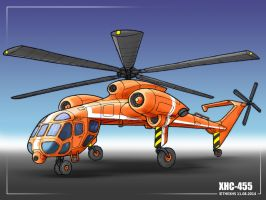 XHC-455 by TheXHS