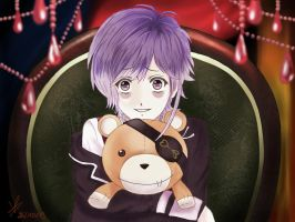 Diabolik Lovers by Vitalie31