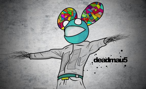 Deadmau5 Vector by inkedr