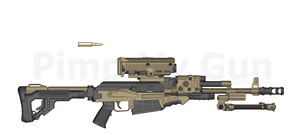 BA .434  M268 Rifle by andyshadow26