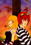 Matt and Misa - With Me by IveWasHere