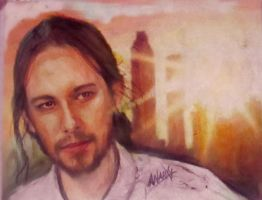 Pablo Iglesias a new hope for Spain - PODEMOS by AnnarXy