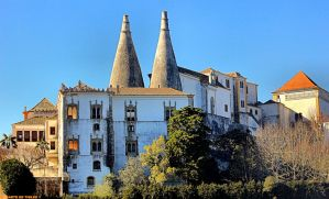 Sintra National Palace by Tigles1Artistry