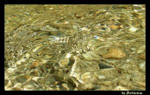 as clear as water by ar1anna