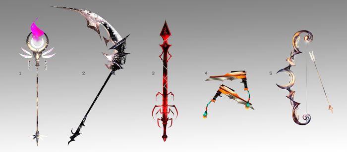 Weapon Adopt Auction closed by Tiffany-Tees