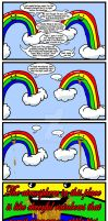 Like Rainbows Vomiting Pie... by toadking07
