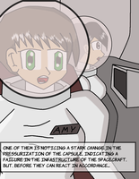 Experimental Capsule Disaster Part Two by JDogindy