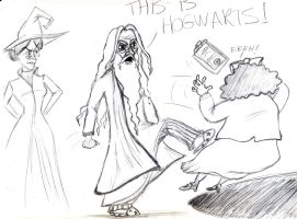 This is Hogwarts by WickedSnowWhite