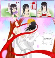 Happy White Day Rukia by Kira-Kira-Love