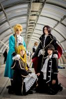Ancestors and Descendants - Pandora Hearts by Kanariacage