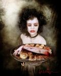 naked lunch by PlacidAnemia