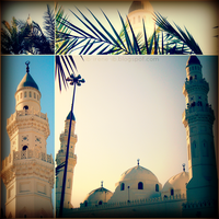 Quba Mosque by Irene-B
