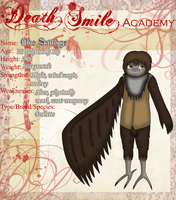 Deathsmile Academy: Ode by LordFluffers