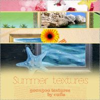 Summer Textures by Cufla