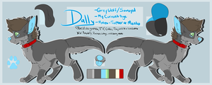 Dallas O'Mallas Feral Ref 2015 by dallyru