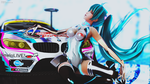 [MMD] n2+C shader TEST by Mrsagreen